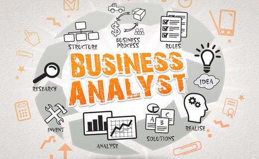 Formations Business Analysis - AMOA, Infographique