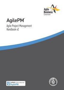 AgilePM v2 - Agile Project Management v2 (AgilePM v2) Handbook - Cover