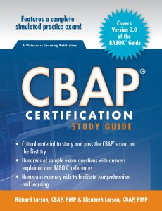 CBAP Study Guide - Watermark Leaning - Smart Gecko
