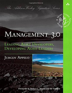 Management 3.0 Book - Facilitateur Oliver Wagner