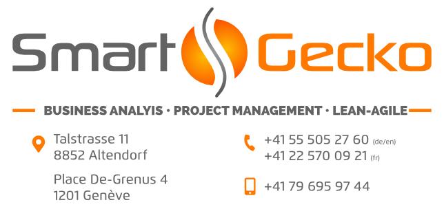 Smart Gecko AG, Switzerland