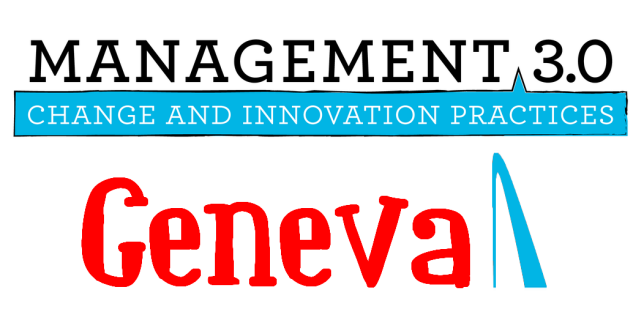 Meetup Management 3.0 Geneva