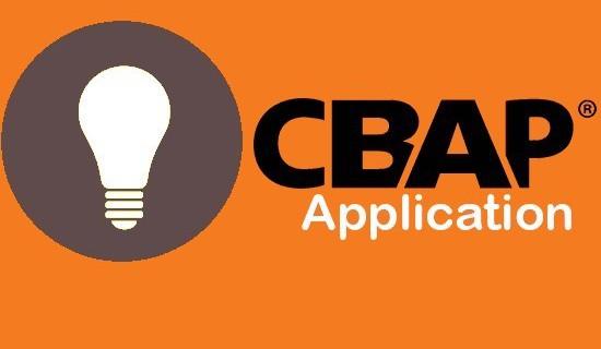 Icône Comment remplir l'application examen CBAP