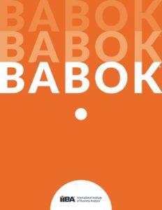 Cover BABOK v3