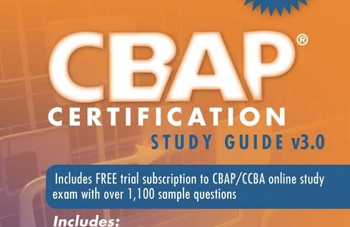 Cover Study Guide CCBA CBAP 3.0