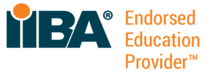 Smart Gecko Endorsed Education Provider IIBA - Logo