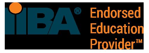 Smart Gecko Endorsed Education Provider IIBA - Logo