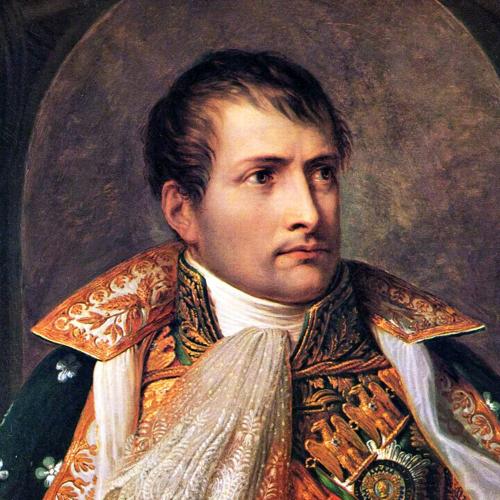 Napoleon Bonaparte - Image du buste