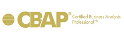 CBAP Certification - Logo