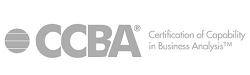 CCBA Certification - Logo