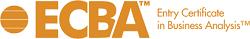 ECBA Certificate - Logo