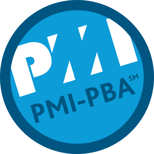 Certification PMI-PBA - Badge