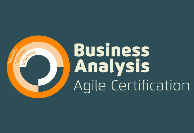 Agile Business Analysis - Title