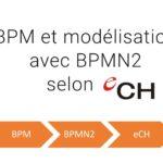 BPM et BPMN2 selon eCH - Titre