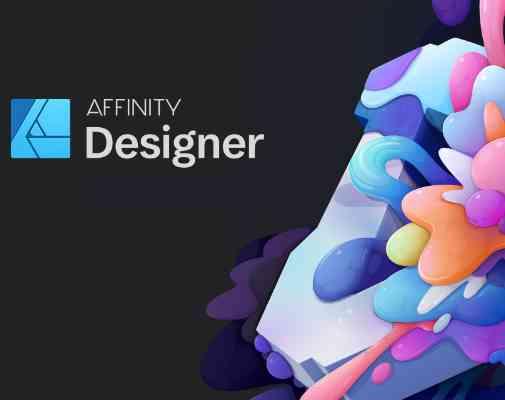 Affinity Designer Startup Graphic