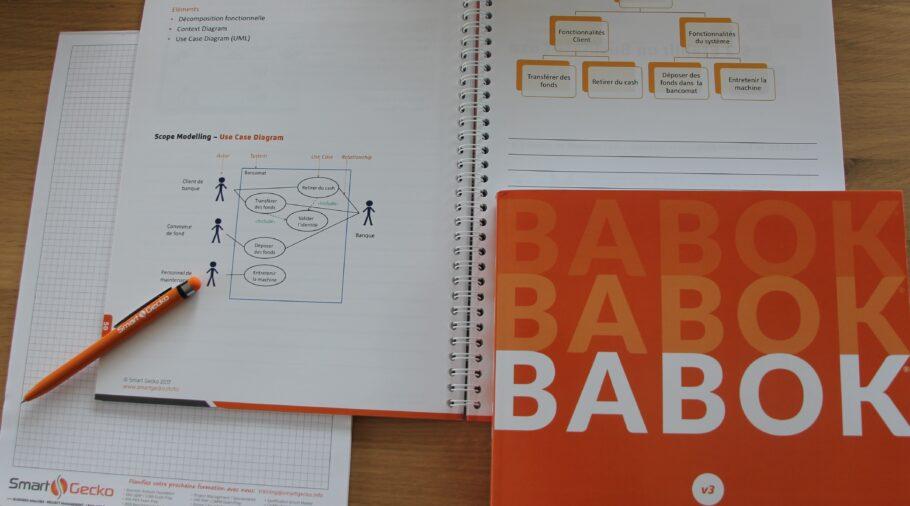 Cours Fondamentaux de la Business Analyse - matériel de cours