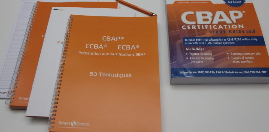 Certification CBAP livre