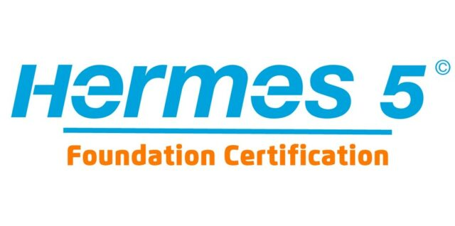 Hermes Foundation Smart Gecko - Logo de formation