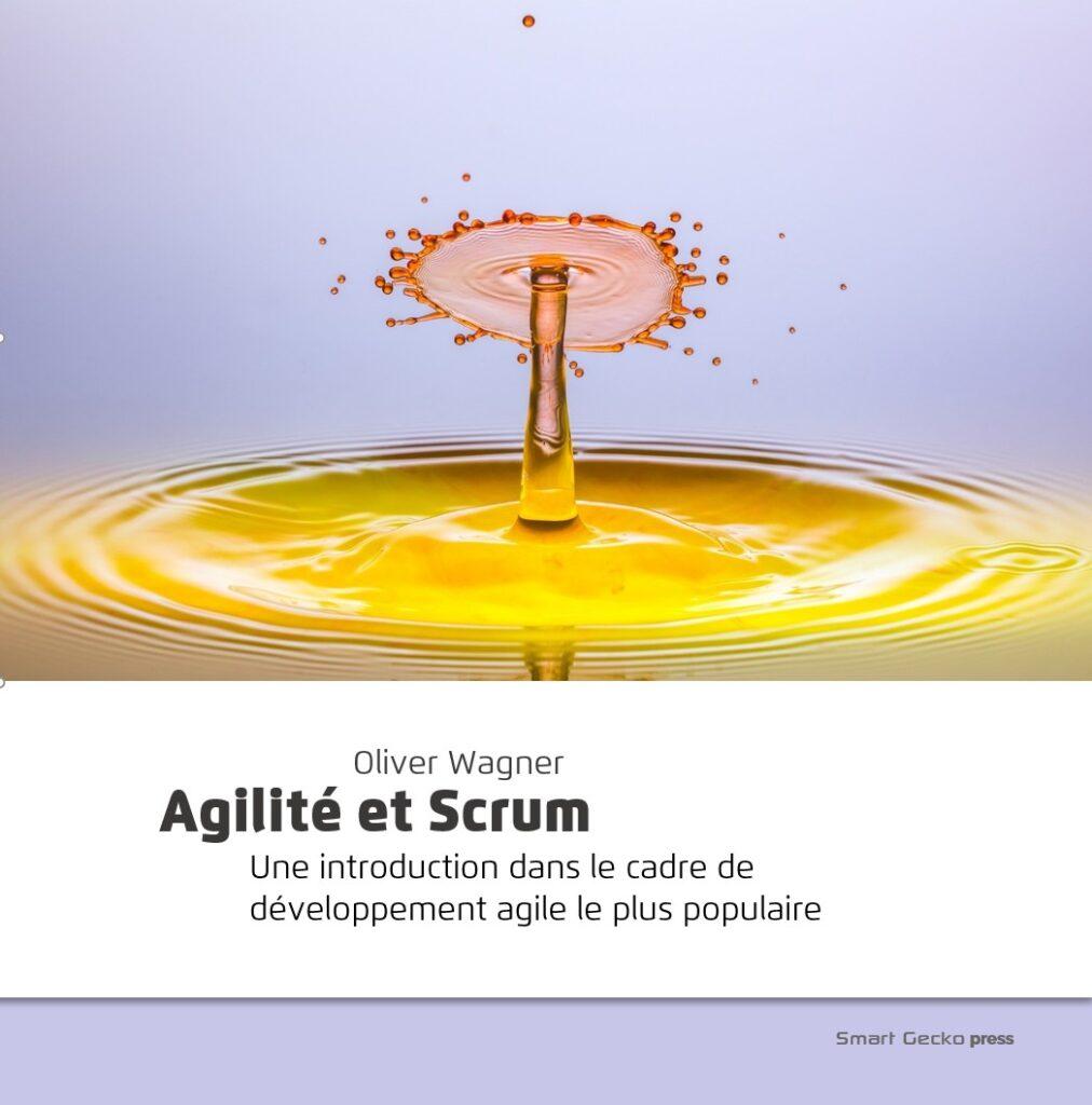 Agilité et Scrum - Image Couverture
