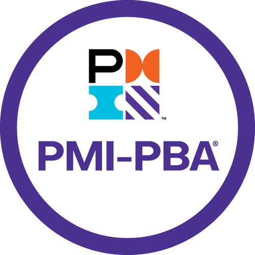 PMI Professional Business Analyst - Badge