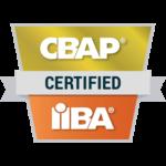 IIBA CBAP - badge