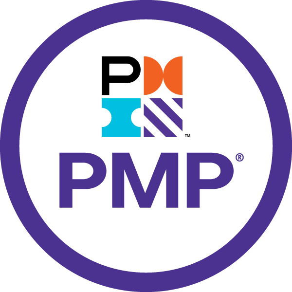 PMI PMP - Certification badge