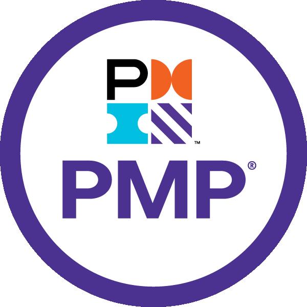 PMI PMP - Certification badge